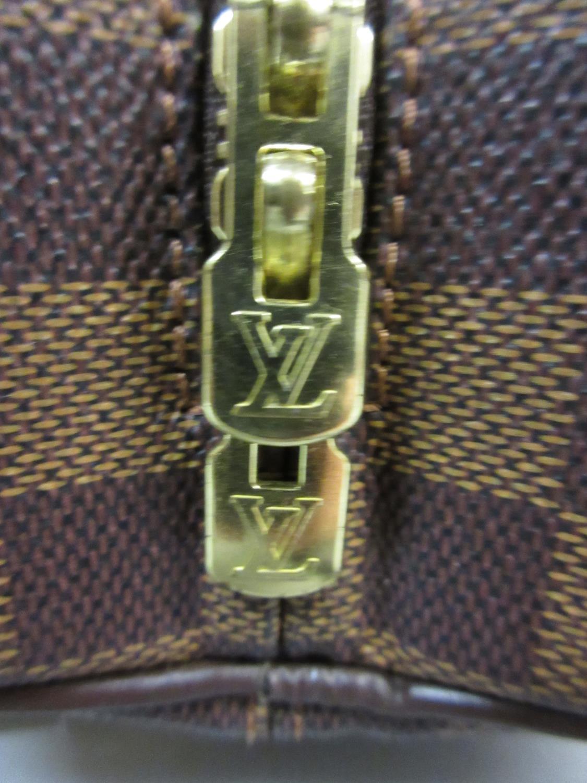 Lot 55A - Louis Vuitton Nolita Ebene Damier handbag, complete with dust bag