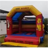 Winnie The Pooh Bouncy Castle