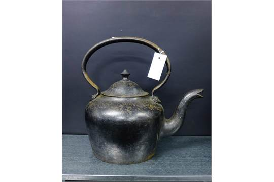 dating cast iron kettles