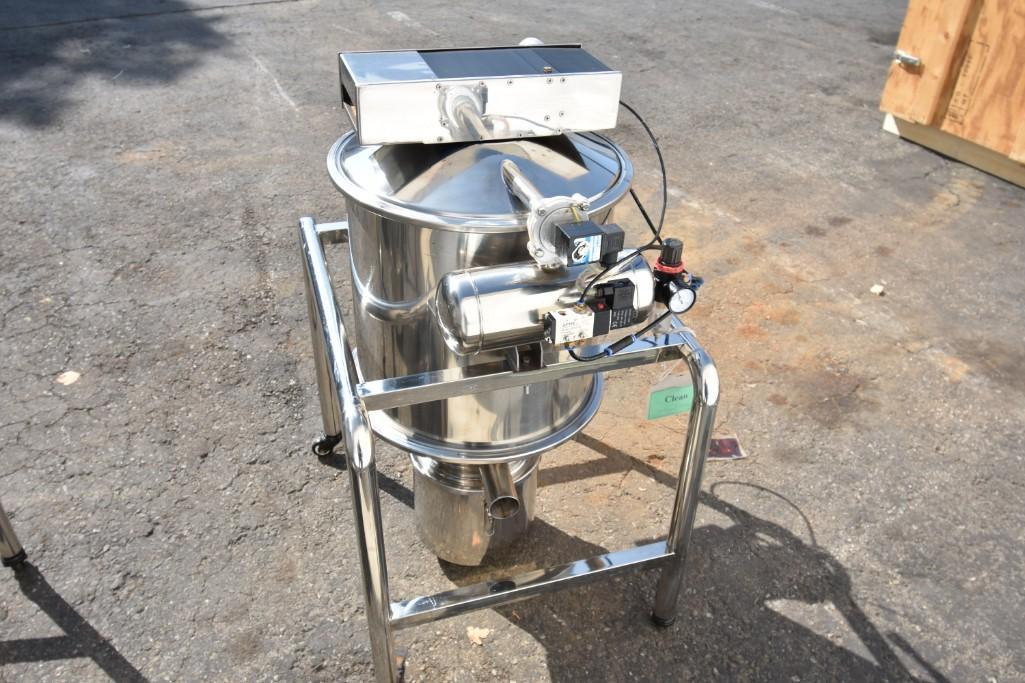 Lot 12 - Powder Transfer Unit