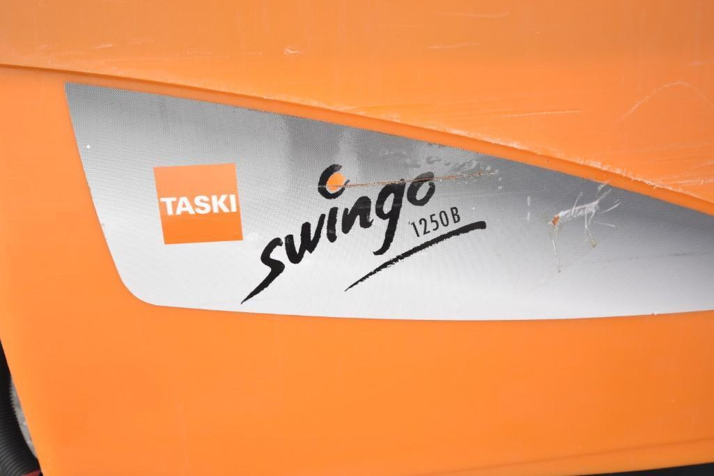Lot 22 - Taski Swingo- Floor Sweeper