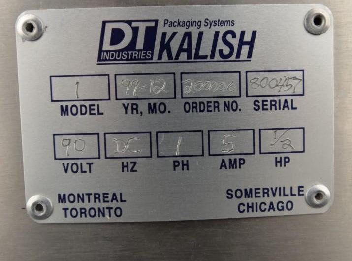 Lot 30 - DT KALISH Bottle Elevator