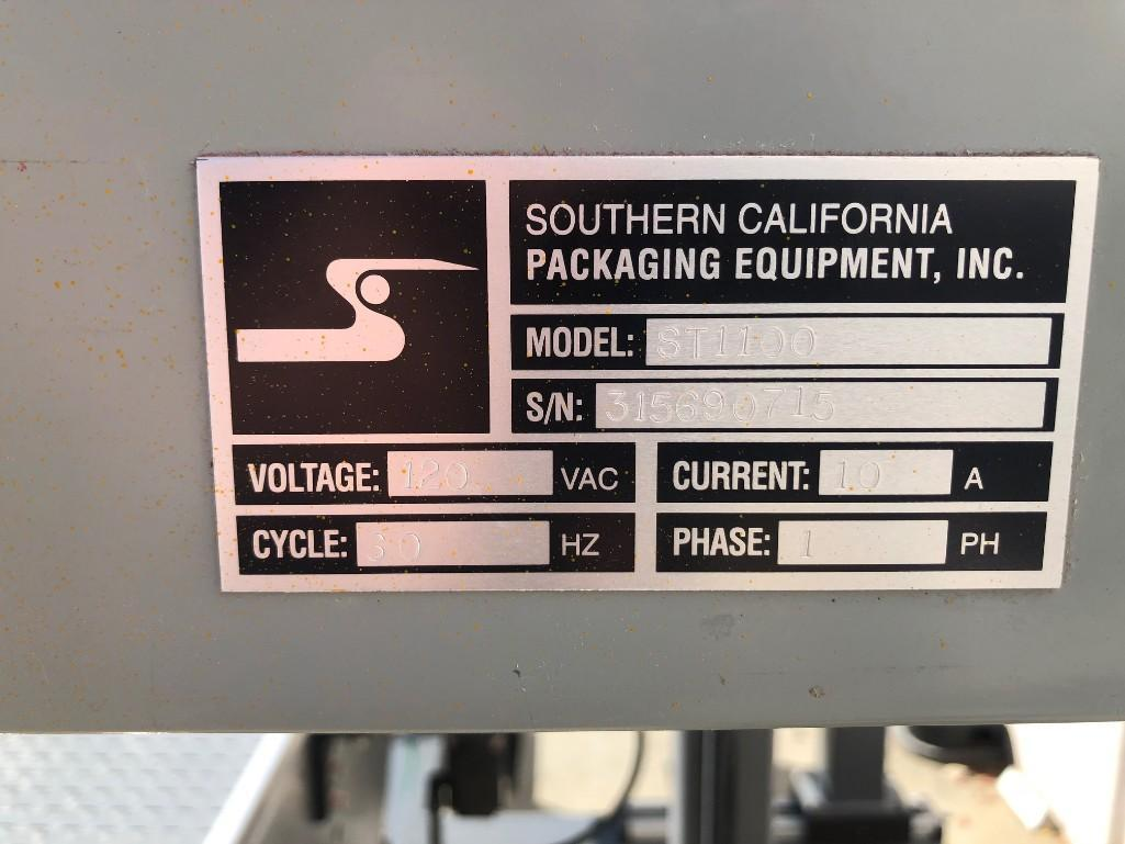 Lot 51 - Southern California Packaging Equipment Inc. Labeler