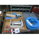 Fish Tapes, Propane Torches and Hand Tools (SOLD AS-IS - NO WARRANTY)