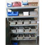 Mill Clamps w/ Steel Shelf (SOLD AS-IS - NO WARRANTY)