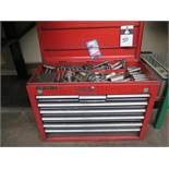 Tool Box w/ Hand Tools (SOLD AS-IS - NO WARRANTY)