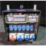 Wall Mounted Power distribution board