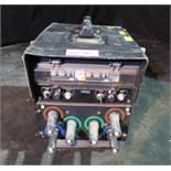 Camlock power distribution