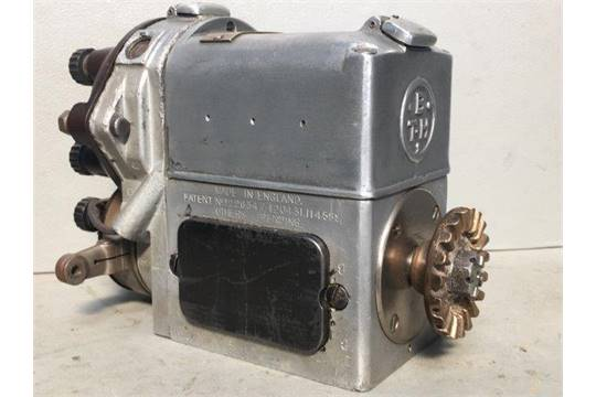An Alvis BTH magneto type CE4, as used for 12/50 models