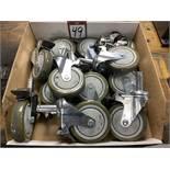 Lot of Polyurethane Wheels