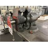 """5"""" Combination Bench/Pipe Vise"""