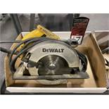 """DEWALT DW362 7-1/4"""" Circular Saw"""