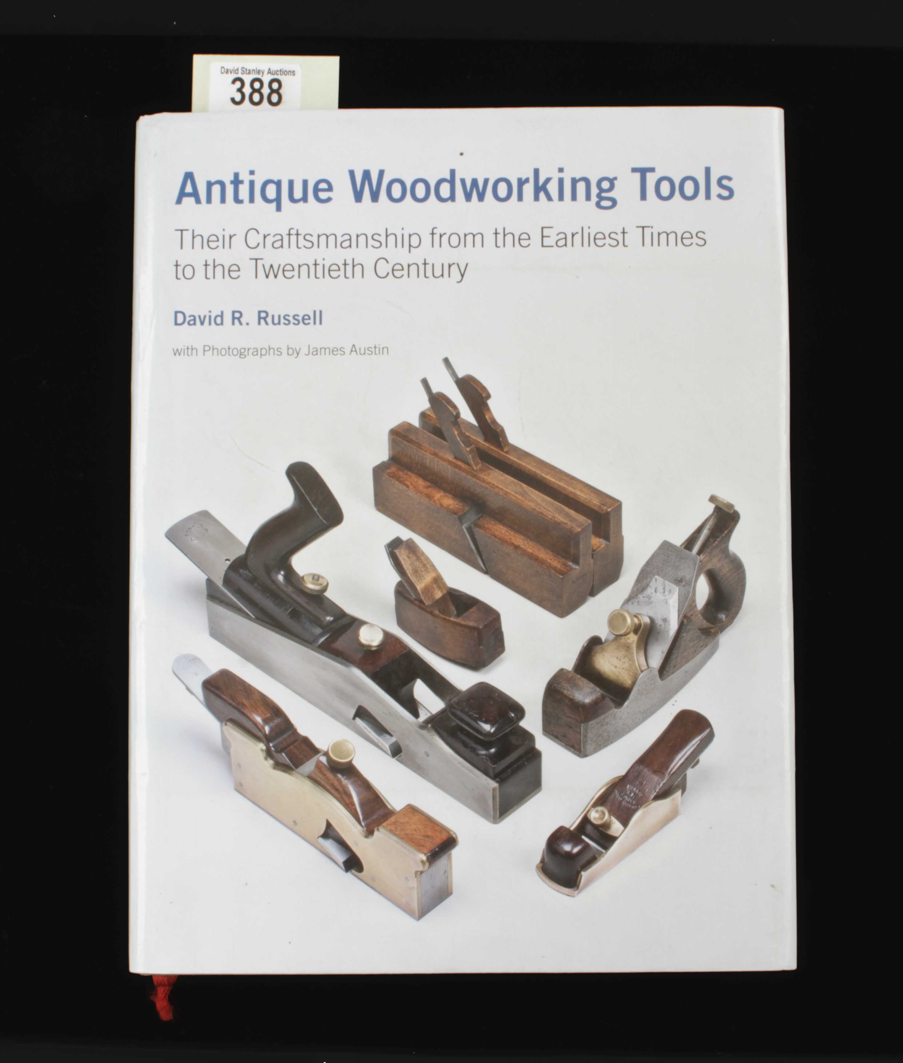 David R  Russell: Antique Woodworking Tools 525pp H/B G