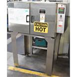 GRIEVE (2007) NB-350 STAINLESS STEEL FORCED CONVECTION BENCH OVEN WITH WATLOW DIGITAL TEMPERATURE