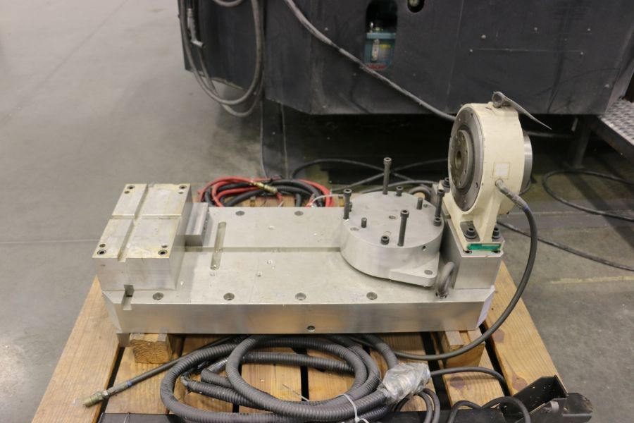 """OKK HM800 5-Axis, Fanuc 31i Model A5, (2) 32"""" Pallets, 12k RPM, CT50, 60 ATC, New 2011 with 12"""" - Image 14 of 17"""