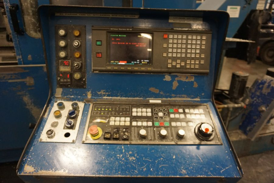Modig MD7200, Fanuc 16M, 20K RPM, 24 ATC, CT40, s/n 970329, New 1997 - Image 14 of 16