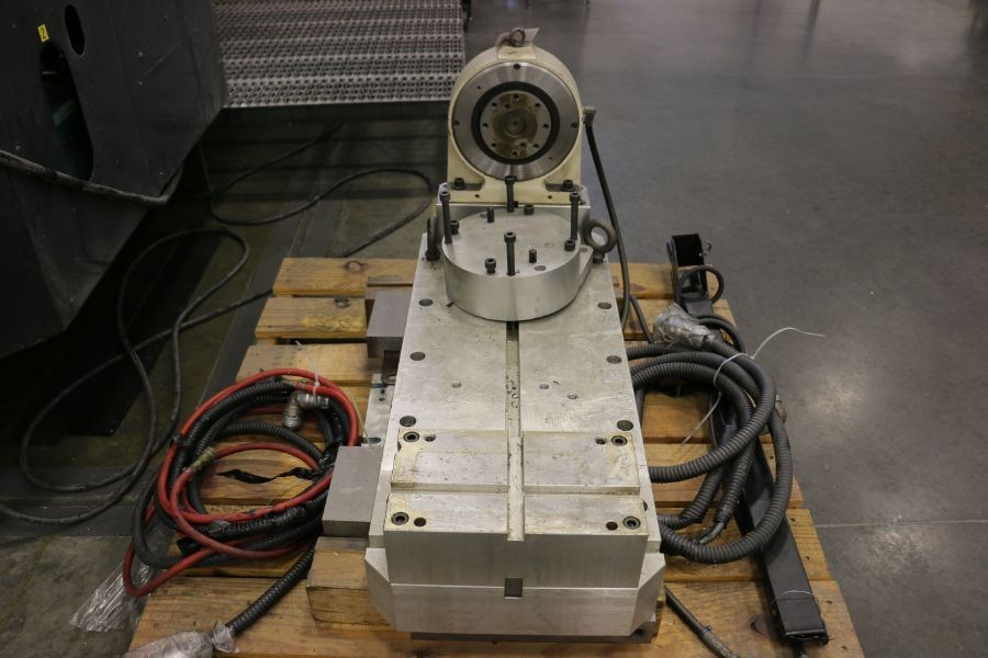 """OKK HM800 5-Axis, Fanuc 31i Model A5, (2) 32"""" Pallets, 12k RPM, CT50, 60 ATC, New 2011 with 12"""" - Image 13 of 17"""