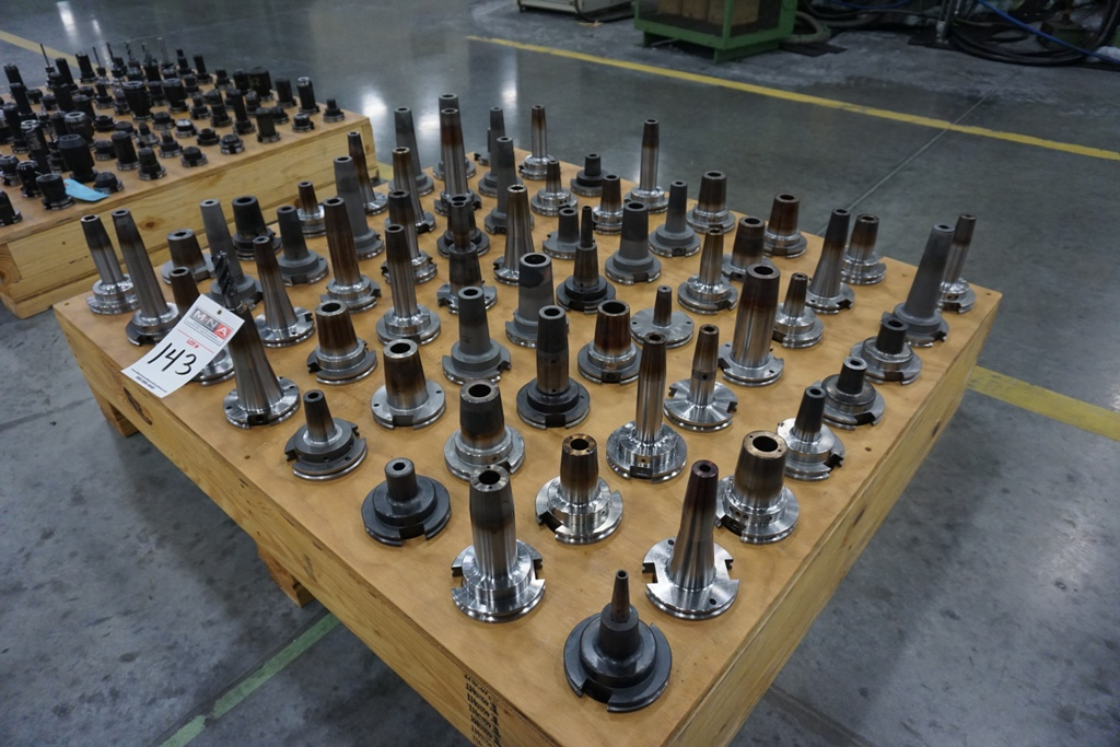 Assorted Shrink Fit CT 50 Tool Holders - Image 4 of 4