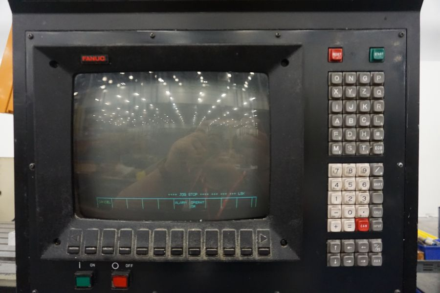 LeBlond Makino FNC 178 4-Axis, Fanuc 11M Ctrl, 79'' x 31''x 31''x 27'' Travels, 3,200 RPM, with 30 - Image 11 of 14