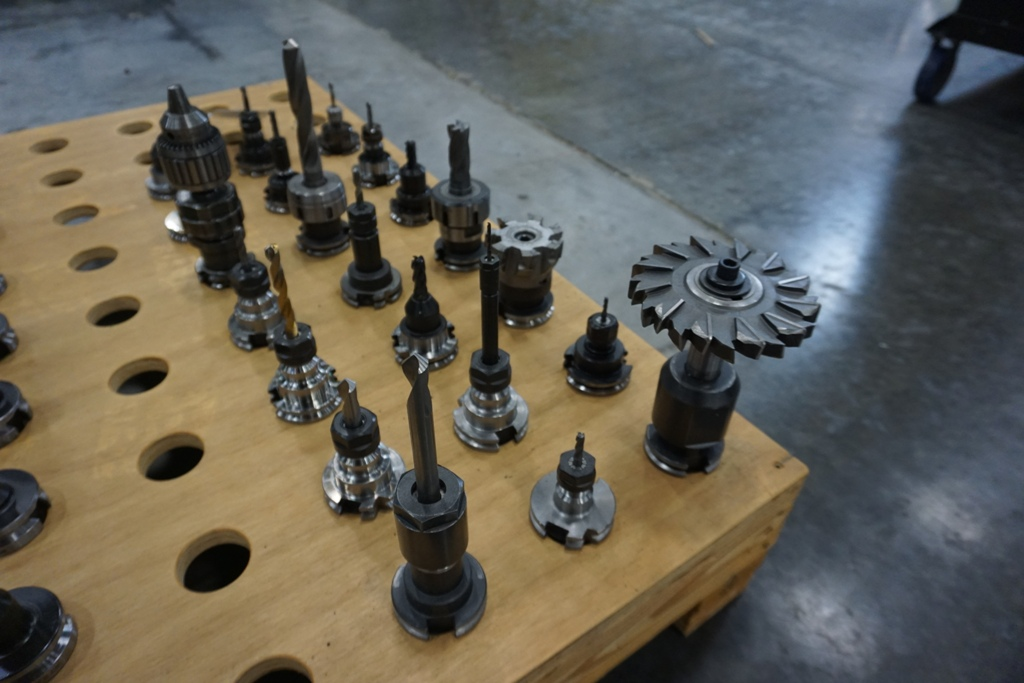 Assorted CT 40 Tool Holders - Image 3 of 3