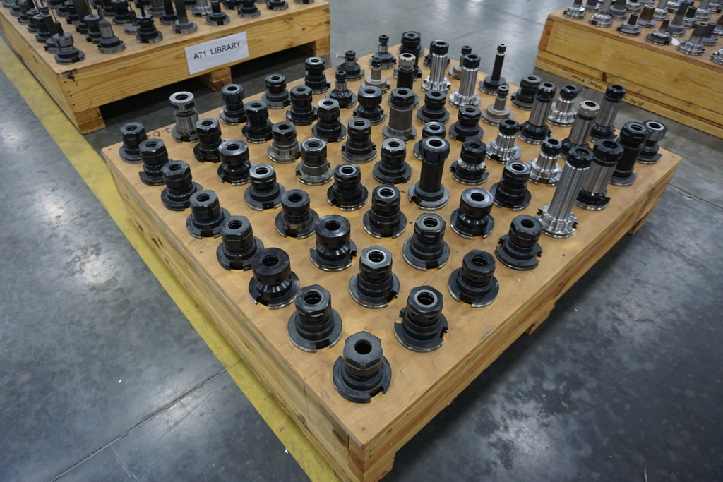 Assorted CT 50 Tool Holders - Image 2 of 5
