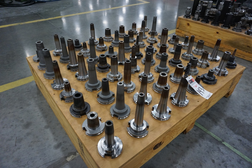 Assorted Shrink Fit CT 50 Tool Holders - Image 3 of 4