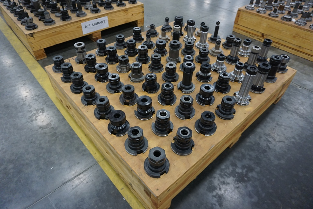 Assorted CT 50 Tool Holders - Image 3 of 5