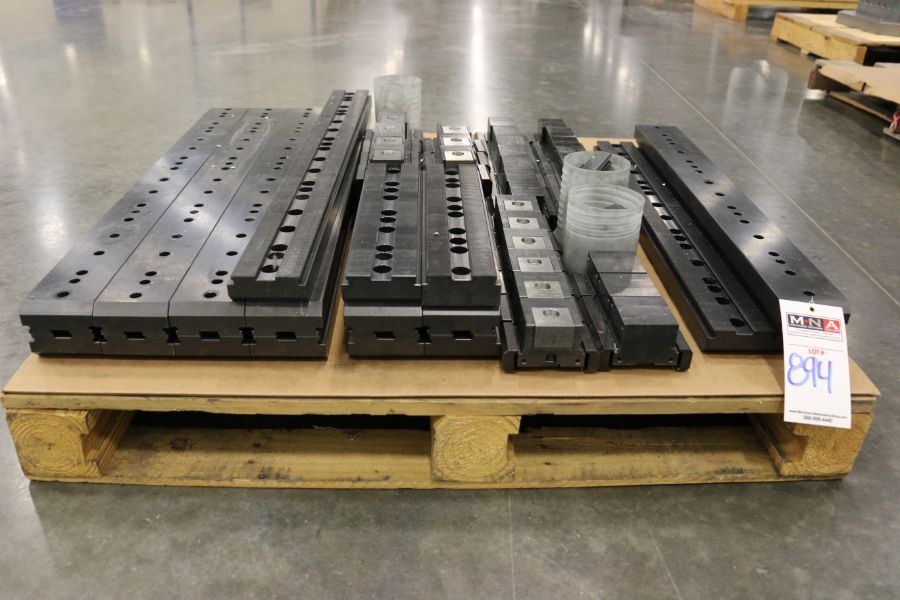 Lot 894 - Assorted Triag Modular Workholders