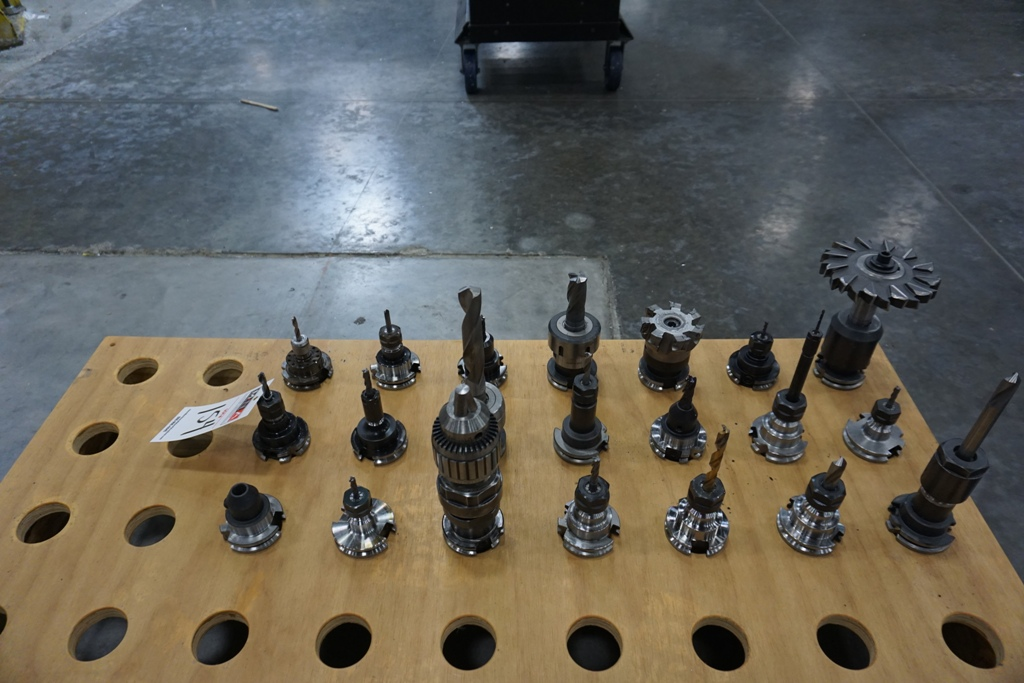 Assorted CT 40 Tool Holders - Image 2 of 3