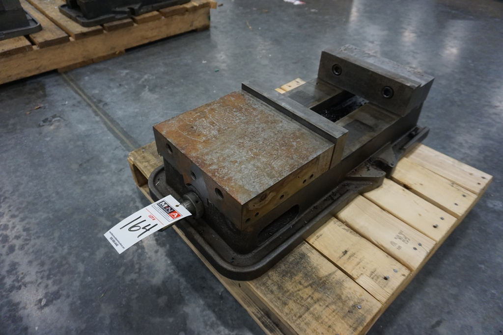 "Wilson 10"" Mill Vise - Image 3 of 3"