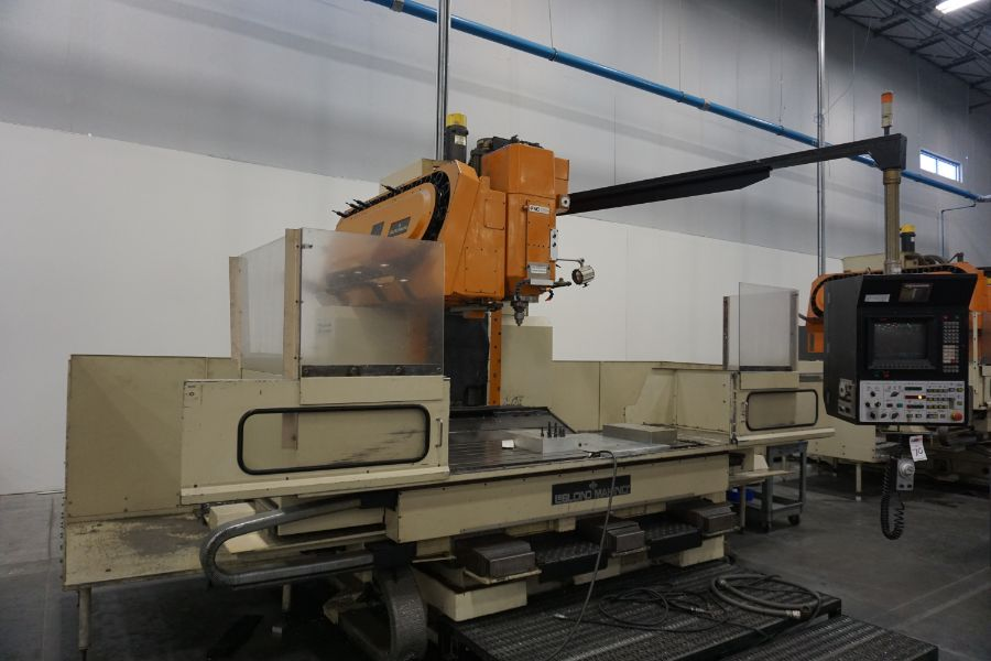 LeBlond Makino FNC 178 4-Axis, Fanuc 11M Ctrl, 79'' x 31''x 31''x 27'' Travels, 3,200 RPM, with 30 - Image 4 of 14