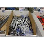 Assorted Crescant Wrenches