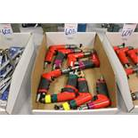Assorted Pneumatic Drills