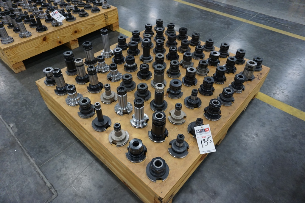 Assorted CT 50 Tool Holders - Image 5 of 5