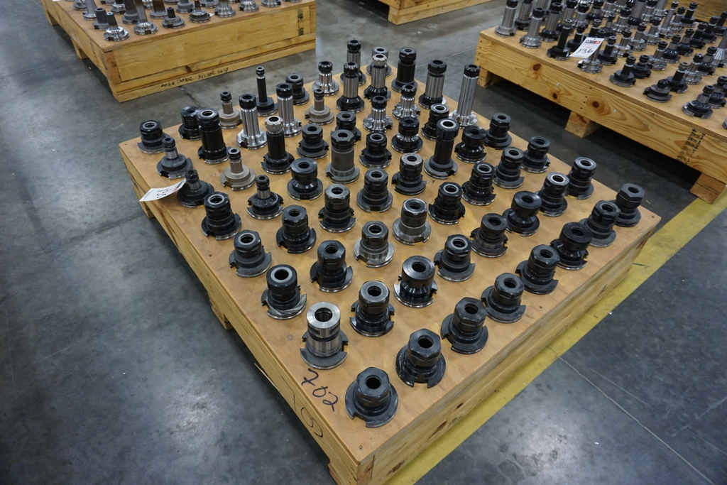 Assorted CT 50 Tool Holders - Image 4 of 5