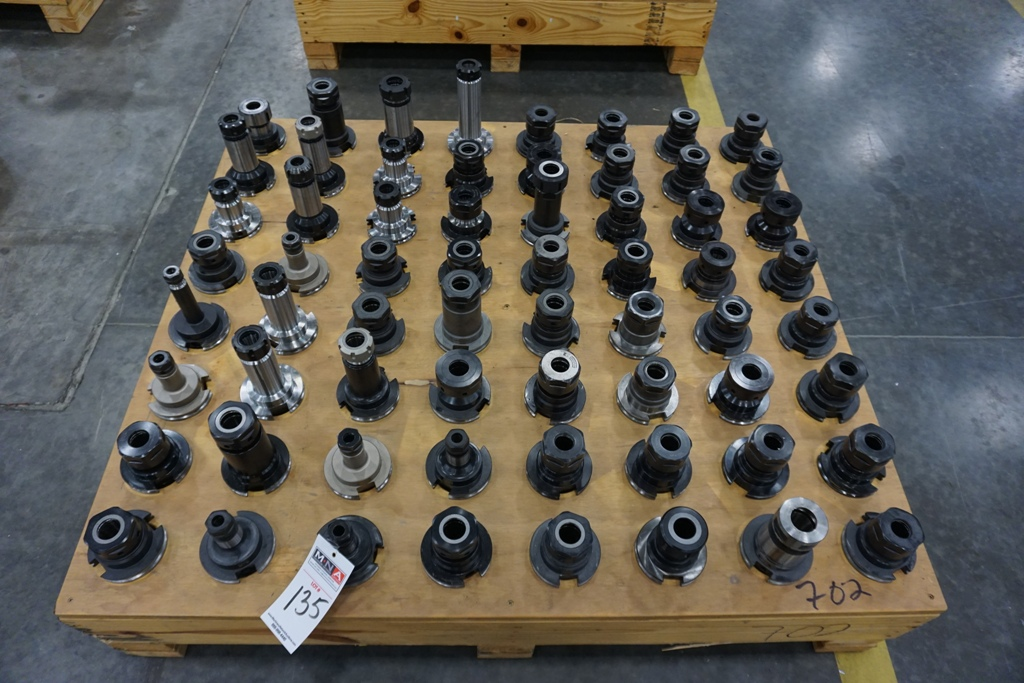 Assorted CT 50 Tool Holders