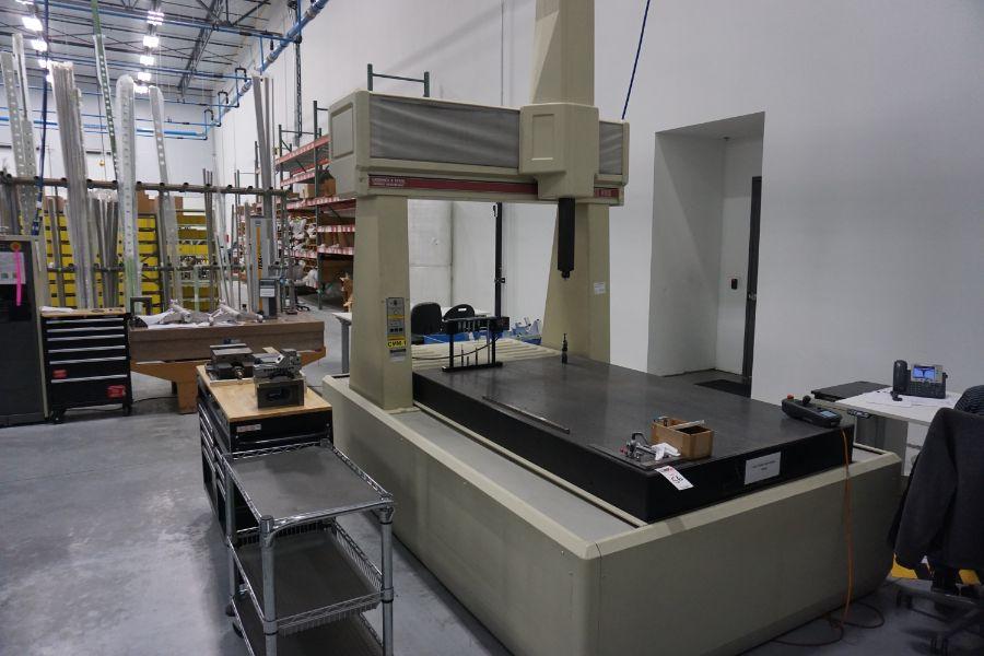 """G&L Sheffield RS-150 DCC CMM, 80"""" X, Renishaw PH-10 MQ Probe, PC Dmis, Measuremax software, New"""
