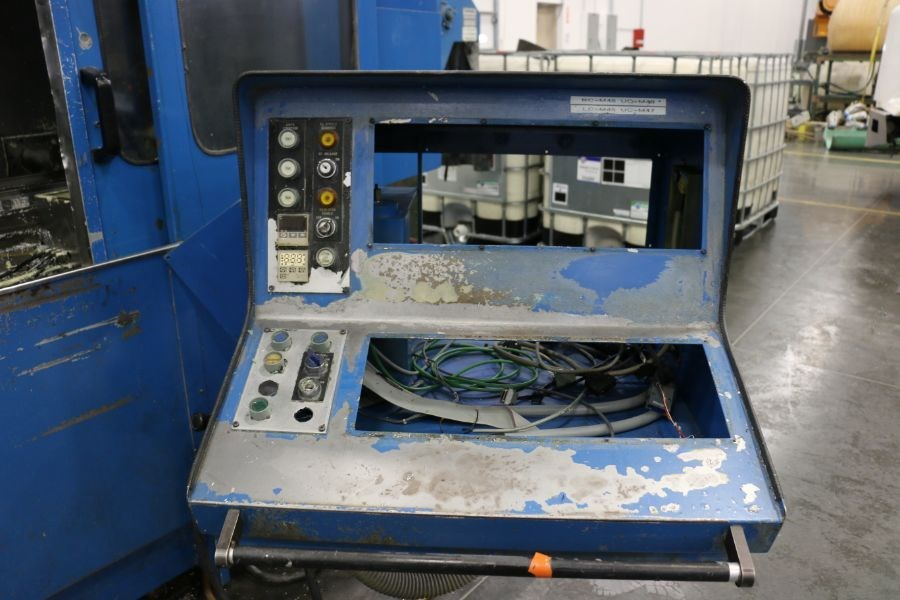Modig MD7200, Fanuc 16M Control, 20K RPM, 24 ATC, CT40, s/n 970328, New 1997 *Parts Only Machine* - Image 7 of 8