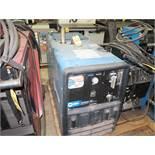 MILLER TRAILBLAZER 302 CC/CV AC/DC WELDER (GAS OPERATED)