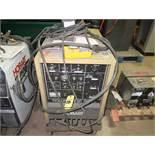HOBART TIG WAVE 250 AC/DC WELDER W/ NOZZLES, HOSES, PEDAL