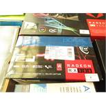 Sapphire Pulse Radeon RX 580 graphics card, untested and boxed. RRP £188.99