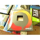 AMD Ryzen 3 1200 Processor with Wraith Stealth Cooler - YD1200BBAEBOX, unchecked and boxed. RRP £