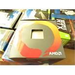 AMD Ryzen 5 2600 3.4 GHz 6-Core Processor - L3 16 MB - Socket AM4, unchecked and boxed. RRP £112.