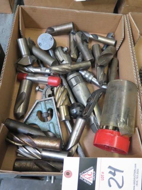 Lot 24 - Misc Tooling