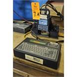 Telesis Pinstamp Model TMP2410 Marking Machine