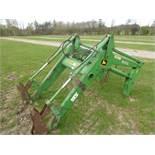 John Deere 640 loader boom
