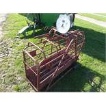 GHL sheep weigh crate