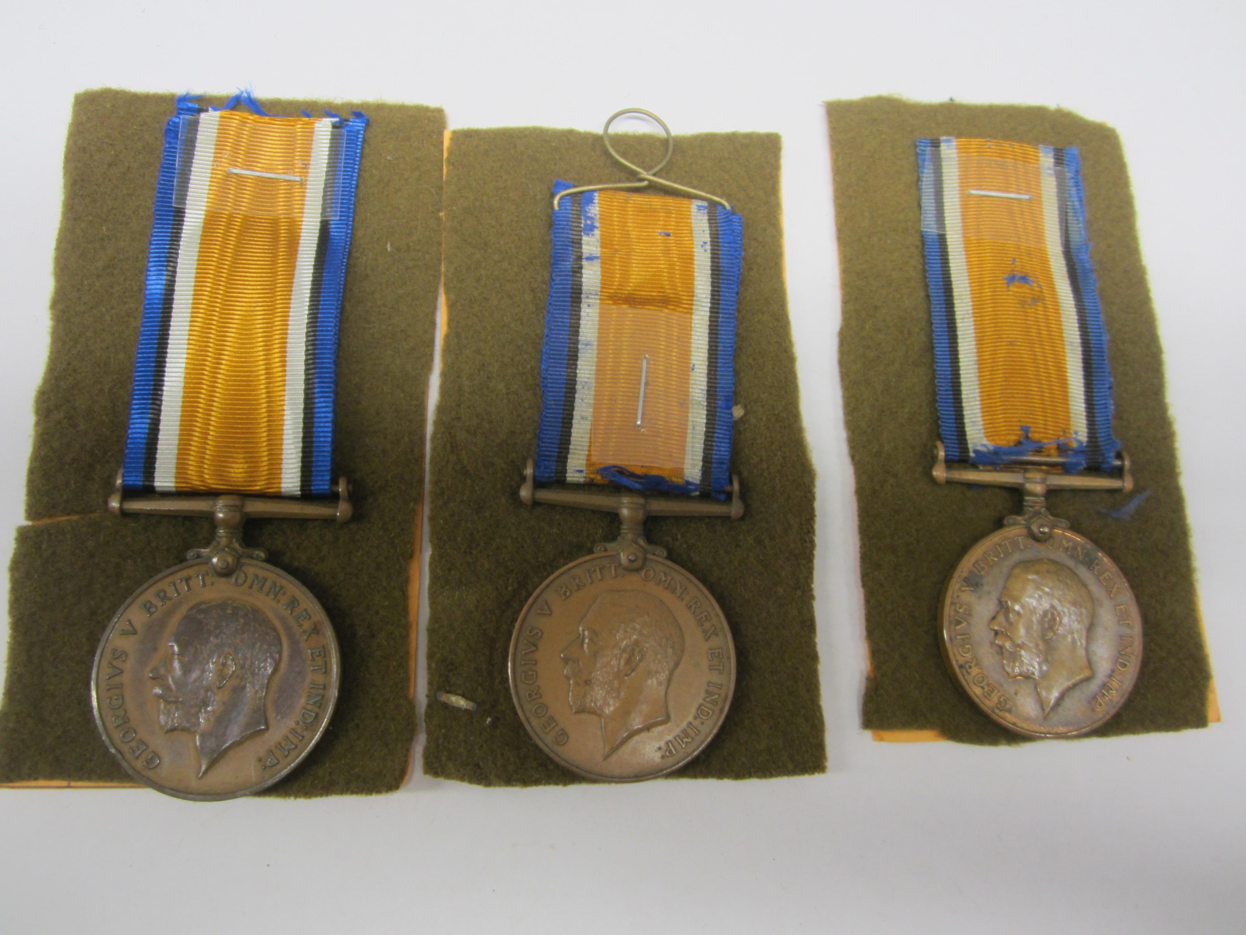Lot 47 - British War Medals,