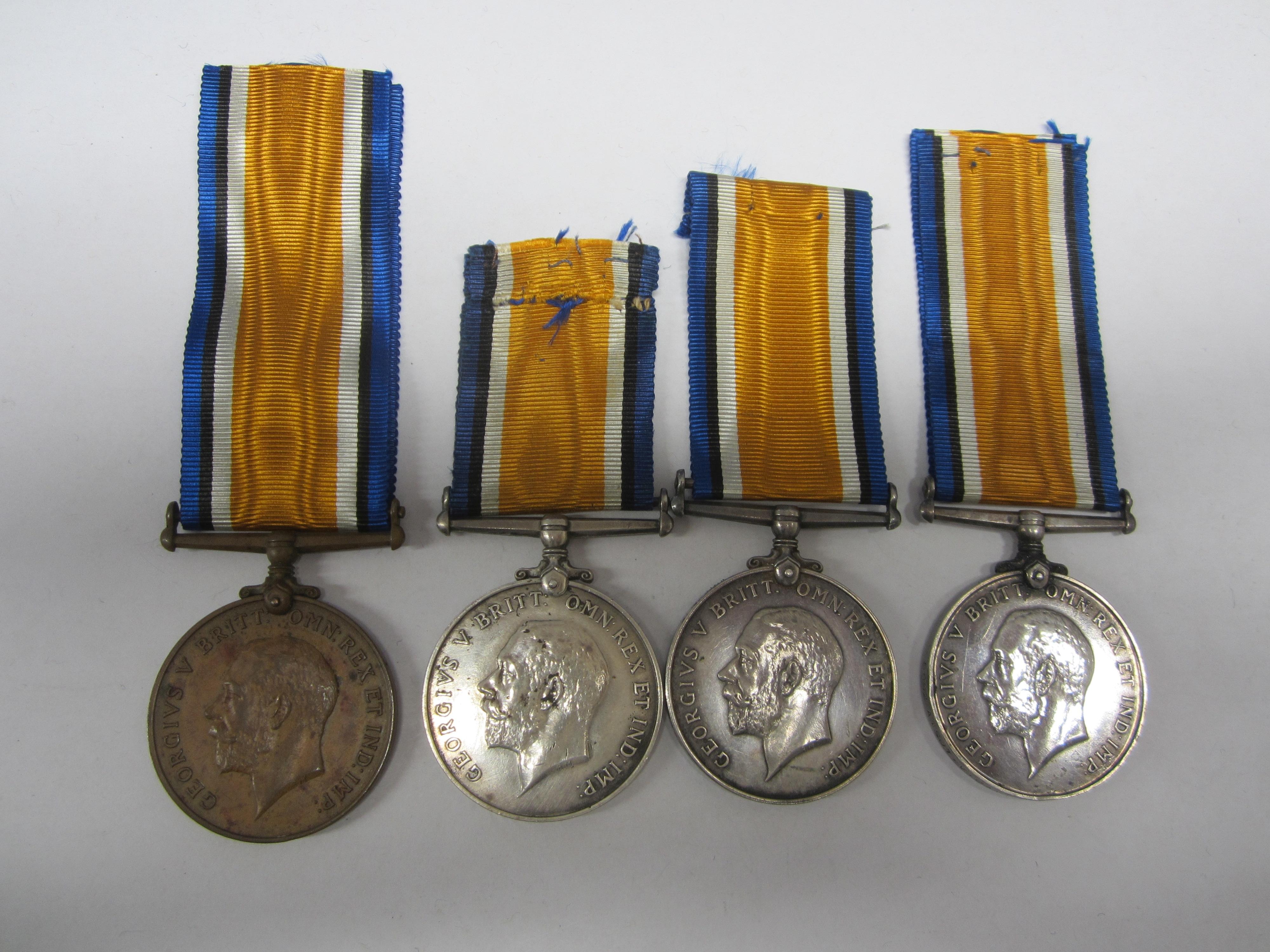 Lot 48 - British War Medals,