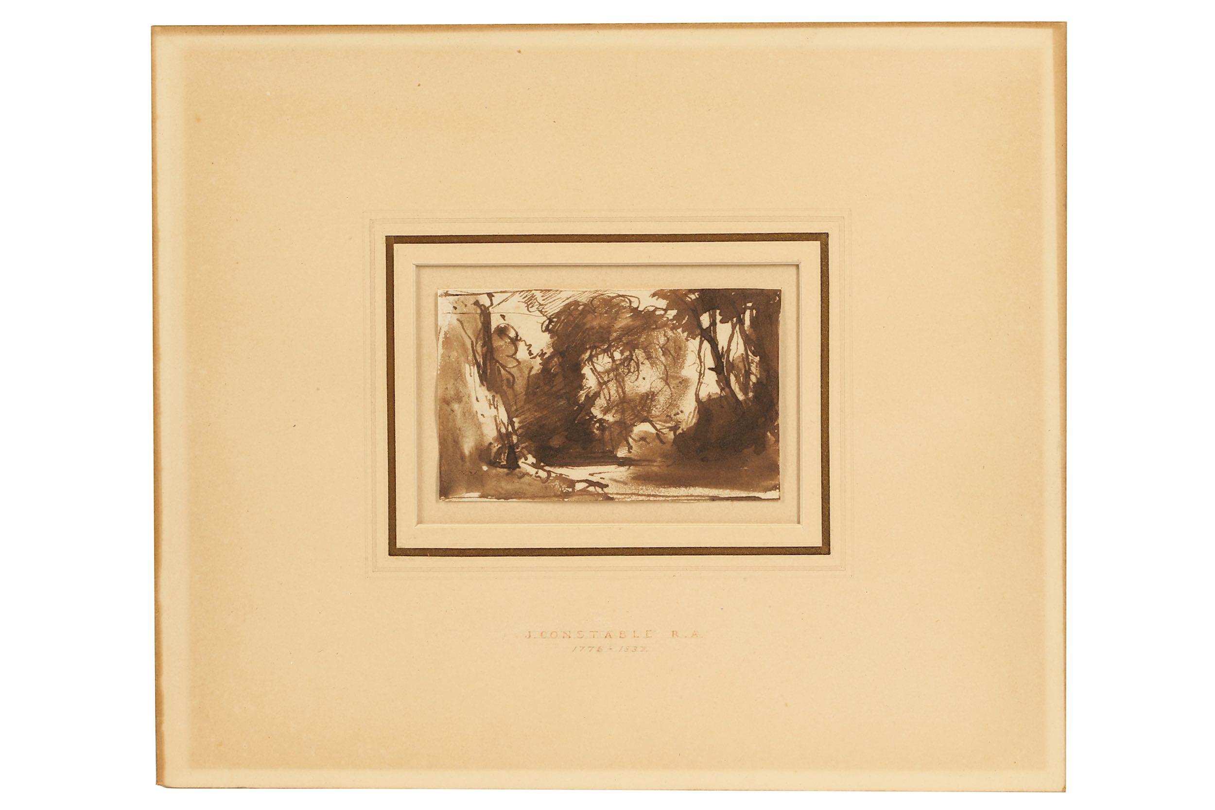 Lot 114 - JOHN CONSTABLE RA (BRITISH 1776 -1837)